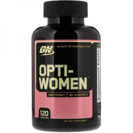 Optimum Opti-Women, 120 таблеток