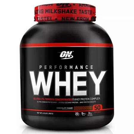 Optimum Nutrition Performance Whey, 1.9 кг