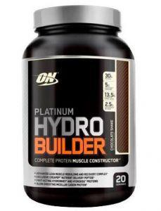 Optimum Nutrition Platinum Hydro Builder, 1 кг