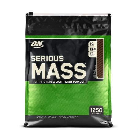 Optimum Serious Mass, 5.45 кг