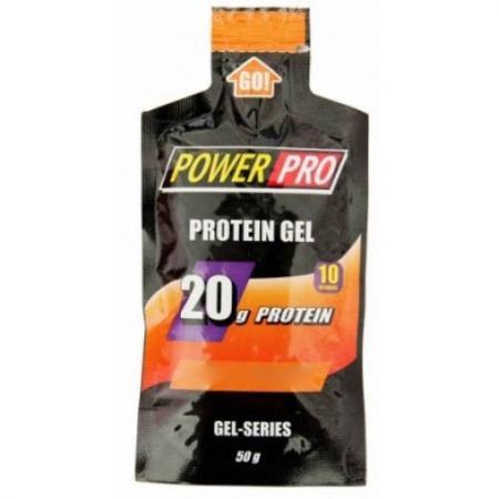 Power Pro Protein Gel, 1 пакетик