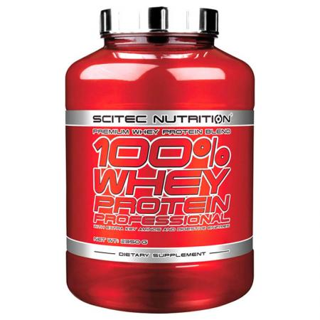 Scitec 100% Whey Protein Professional, 2.35 кг