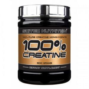 Scitec Nutrition 100% Creatine Monohydrate, 500 грамм