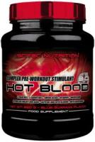 Scitec Nutrition Hot Blood 3.0, 820 грамм