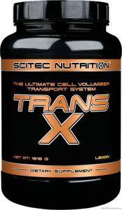 Scitec Nutrition Trans X, 1.8 кг