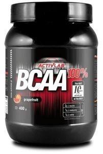 Activlab 100% BCAA, 400 грамм