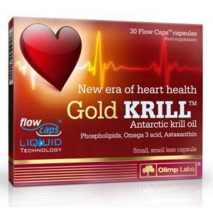 Olimp Gold Krill, 30 капс