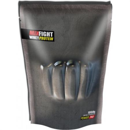 Power Pro Mix Fight Whey Protein, 1 кг - лесной орех
