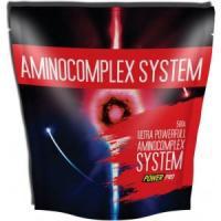 Power Pro Aminocomplex System, 500 грамм - клюква
