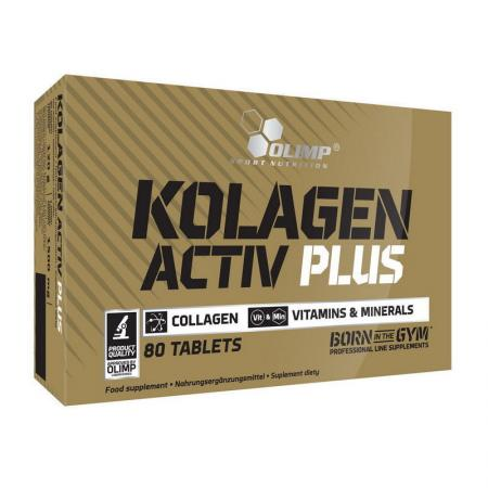 Olimp Kolagen Activ Plus, 80 таблеток