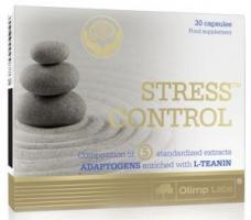 Olimp Stress Control, 30 капсул