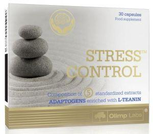 Olimp Stress Control, 30 капс