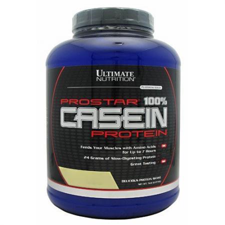 Ultimate Prostar 100% Casein Protein, 2.27 кг