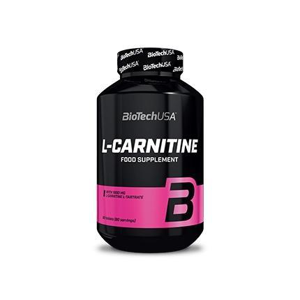Biotech L-Carnitine 1000 mg, 60 таблеток