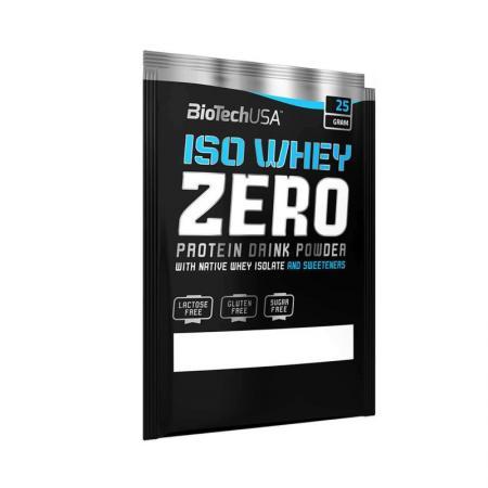 Biotech Iso Whey Zero lactoze free, 25 грамм