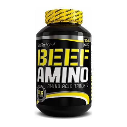 Biotech Beef Amino, 120 таблеток