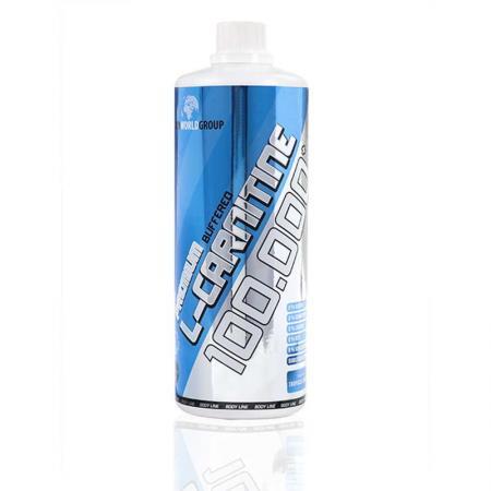 Body World Group L-Carnitine 100000, 1 литр - ананас
