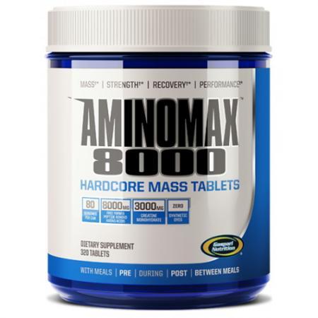 Gaspari Aminomax 8000, 350 таблеток
