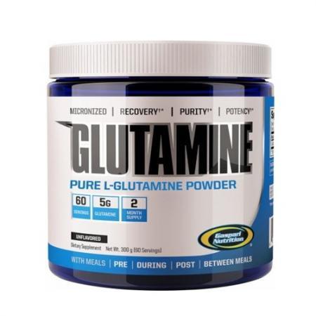 Gaspari Nutrition Glutamine, 300 грамм