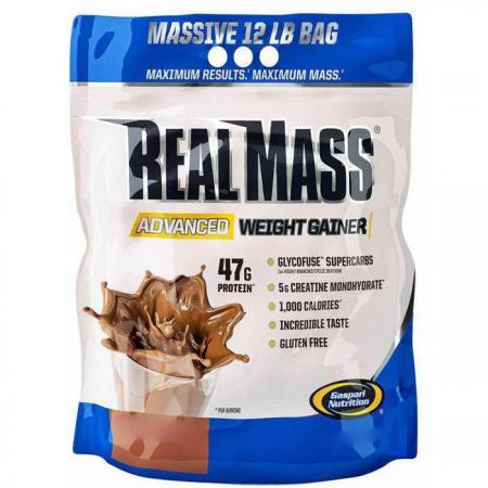 Gaspari Nutrition Real Mass Probiotic, 2.7 кг