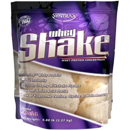 Syntrax Whey Shake, 2.27 кг