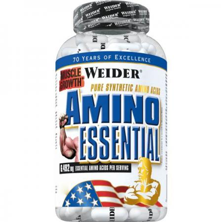 Weider Amino Essential, 204 капсулы