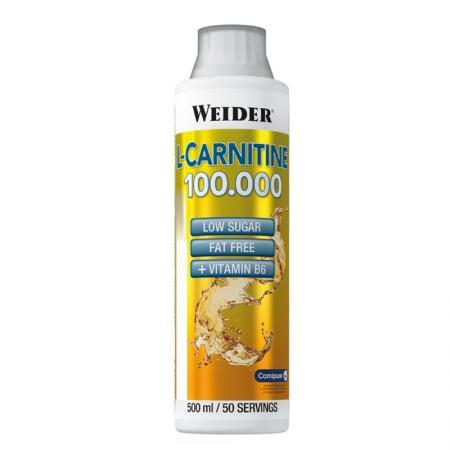 Weider L-Carnitine 100 000, 500 мл