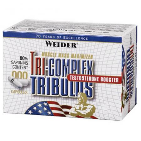 Weider Tri-Complex Tribulus, 84 капсул