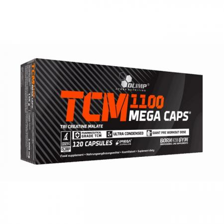 Olimp TCM 1100 Mega Caps, 120 капсул