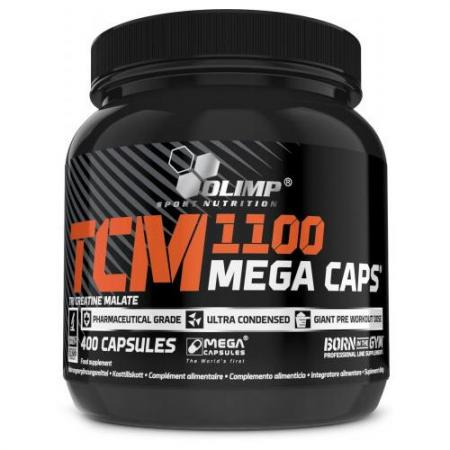 Olimp TCM 1100 Mega Caps, 400 капсул