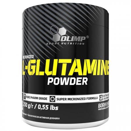 Olimp L-Glutamine, 250 грамм