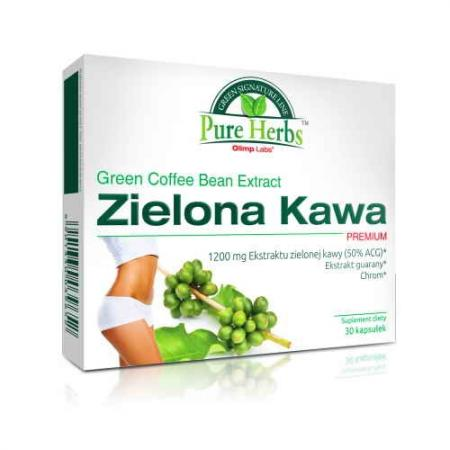 Olimp Green Coffee, 30 капсул