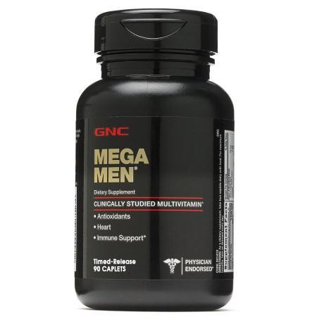 GNC Mega Men, 90 каплет