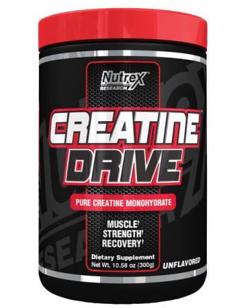 Nutrex Research Creatine Drive Black, 300 грамм