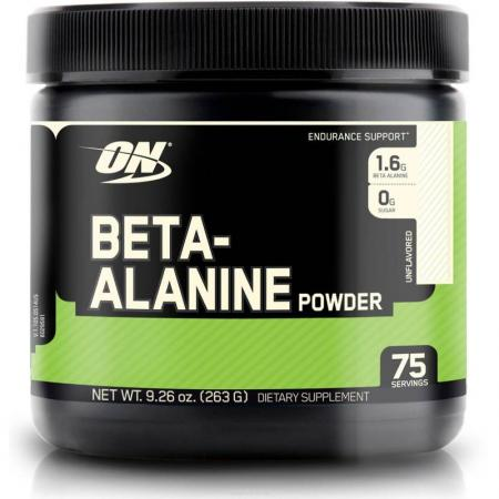 Optimum Beta-Alanine Powder, 263 грамма