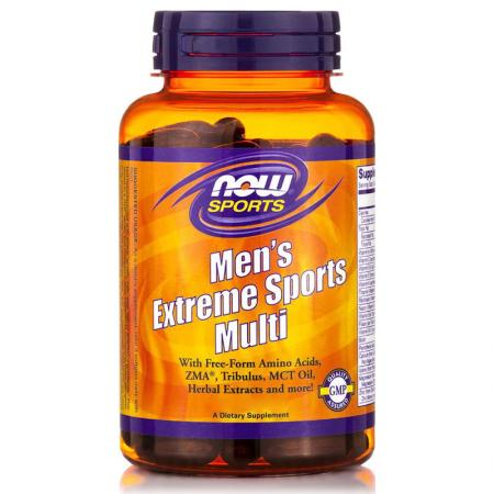 NOW Mens Extreme Sports Multi, 90 капсул