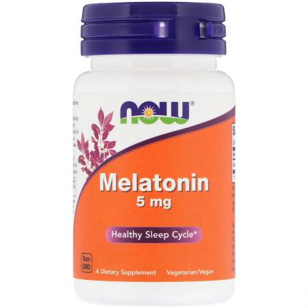 NOW Melatonin 5 мг