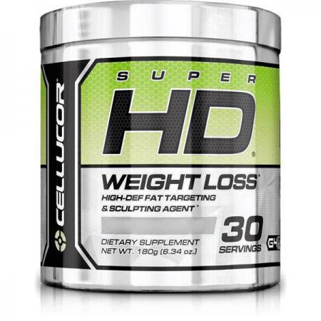 Cellucor Super HD Powder, 180 грамм