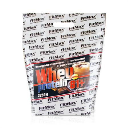 FitMax Whey Pro 81+, 2,25 кг