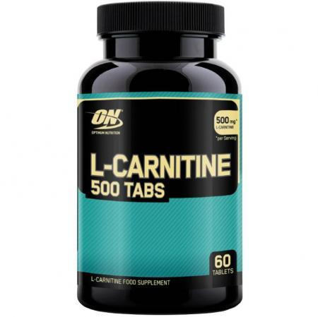 Optimum L-Carnitine 500, 60 таблеток