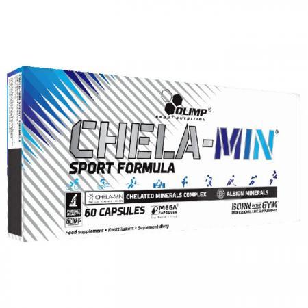 Olimp Chela-Min Sport Formula, 60 капсул
