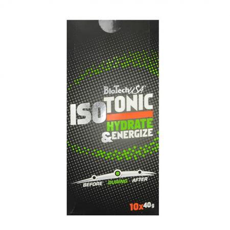 BioTech Isotonic, 10х40 грамм