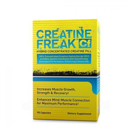 PharmaFreak Creatine Freak, 90 капсул