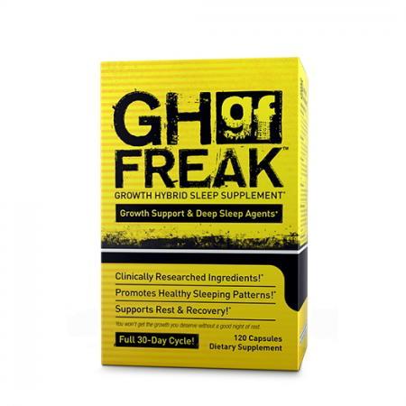PharmaFreak GH Freak, 120 капсул