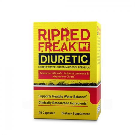 PharmaFreak Ripped Freak Diuretic, 48 капсул