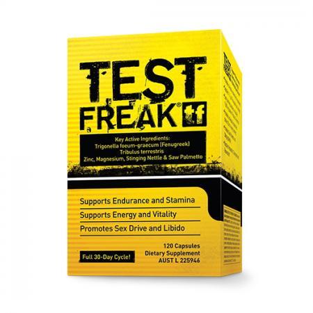 PharmaFreak Test Freak, 120 капсул