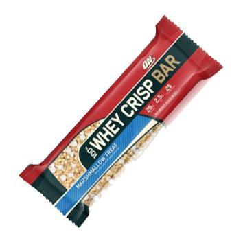Optimum 100% Whey Crisp Bars, 65 грамм