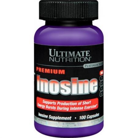 Ultimate Premium Inosine, 100 капсул