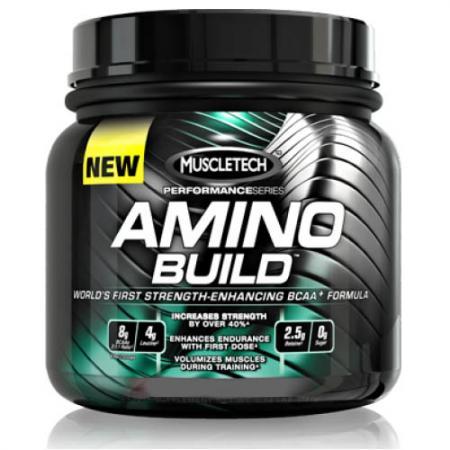 Muscletech Amino Build, 440 грамм