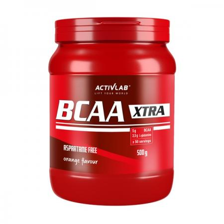 Activlab BCAA Xtra, 500 грамм